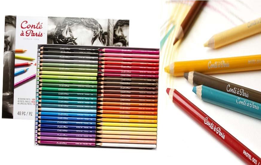 Lefranc & Bourgeois Conte Pastel Pencil