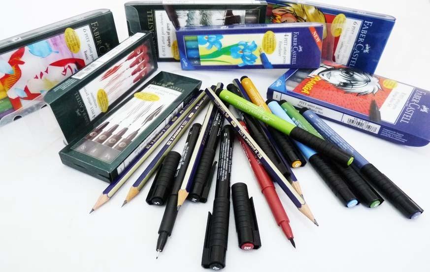 Faber Castell Pitt Artist Pens
