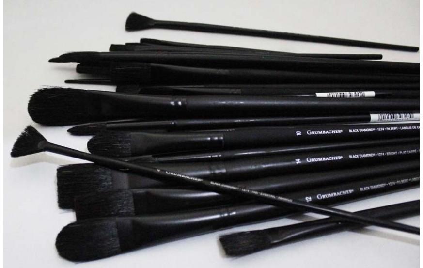 Grumbacher Black Diamond Brush